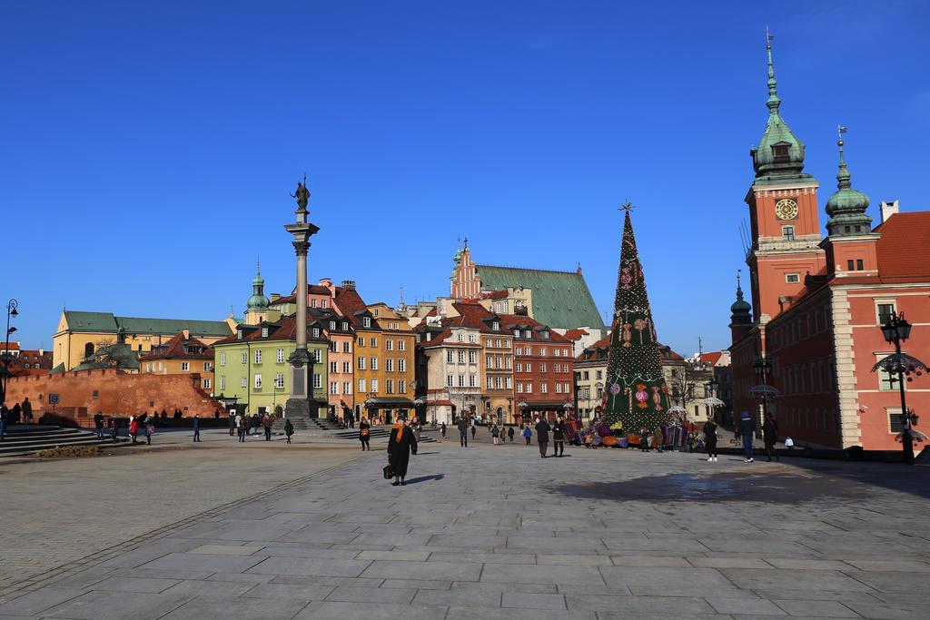 Warszawa by AKrukowska
