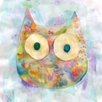 Owl by AKrukowska
