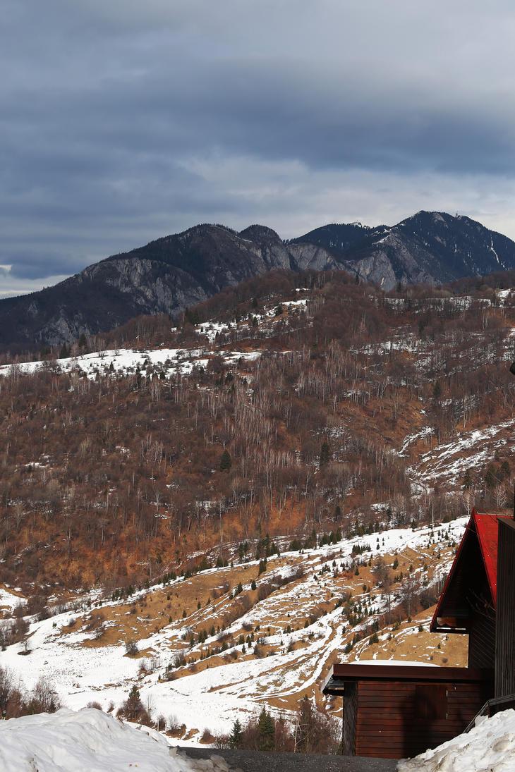 Transylvanian Carpathians by AKrukowska