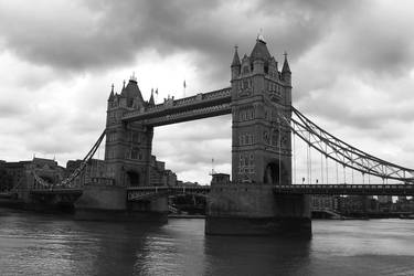 Tower Bridge by AKrukowska