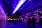 Leake Street London by AKrukowska