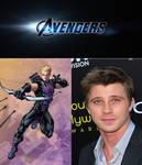Fancast Hawkeye / Garrett Hedlund