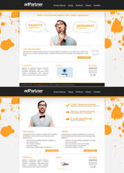 adPartner v2.0 by rzepak