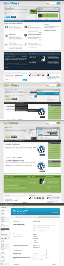 MindPress - Premium Wordpress