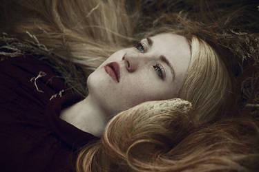 Scandinavian Girl by fairyladyphotography