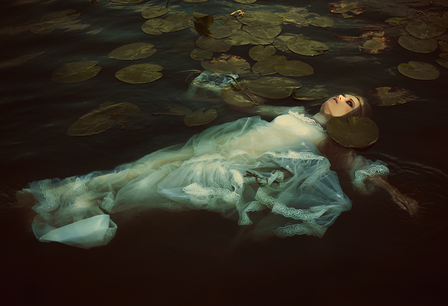 Ophelia by fairyladyphotography