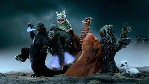 Kaiju March