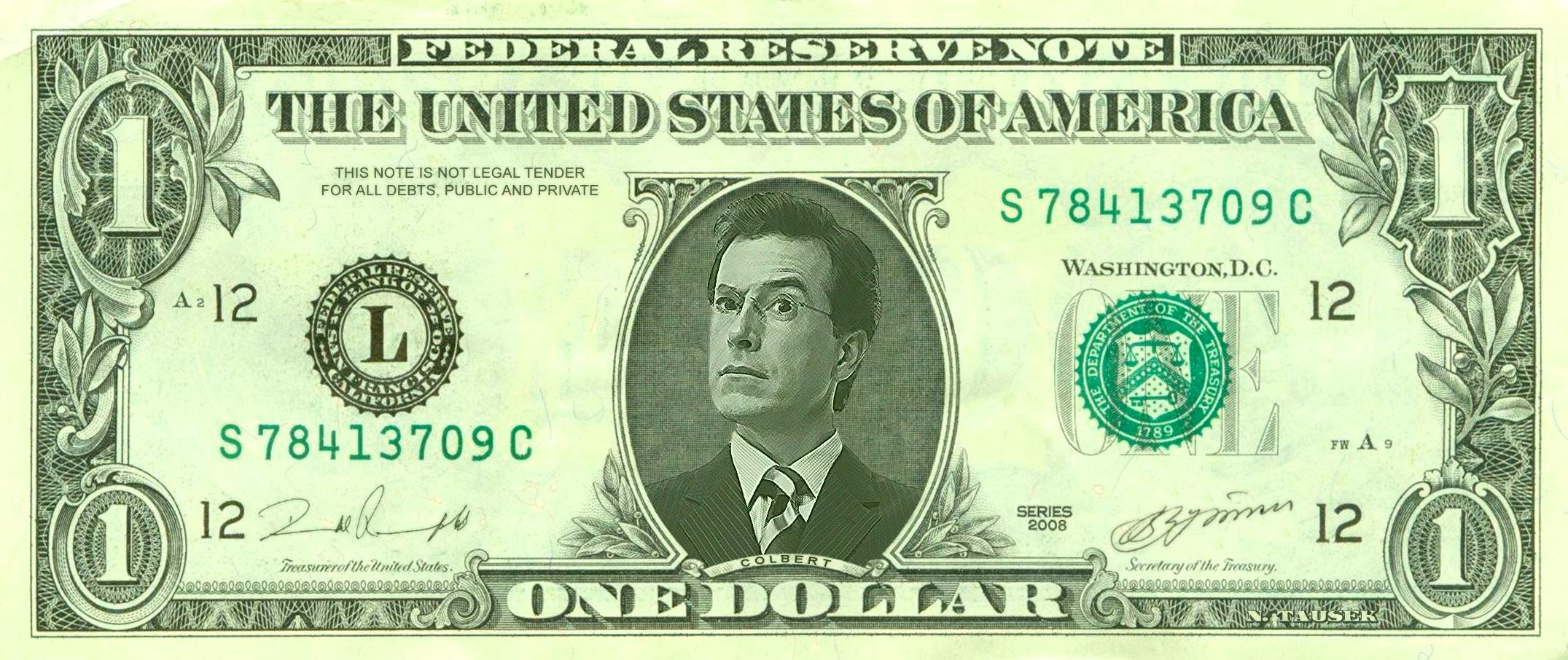 Stephen Colbert for President by Nikkuman