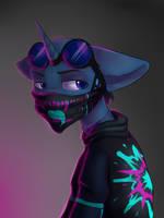 Finished YCH [FlintEXP] by FalafelJake