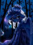 Princess Luna ^^ by FalafelJake