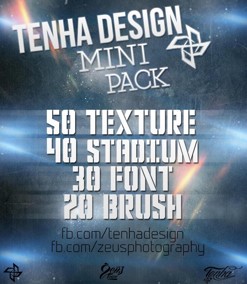 Tenha Design Photoshop Texture Pack by tenha