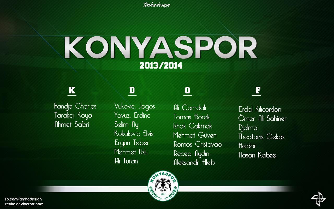 Konyaspor By Tenha On DeviantArt