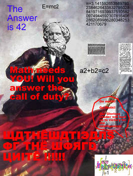 Mathematicians of the World