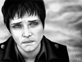 Another Painting of Gerard Way