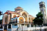 Beautiful Greek Church