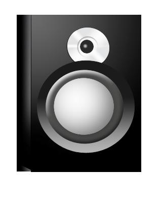 Speaker Vector by Jam061000 on DeviantArt
