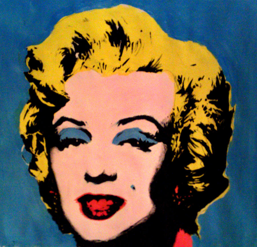 Andy warhol 39 s marilyn monroe by sephisis666 on deviantart for Andy warhol famous paintings