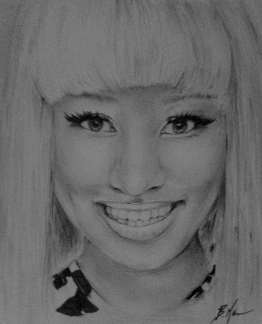 Nicki minaj portrait by sephisis666 on deviantart nicki minaj portrait by sephisis666 nicki minaj portrait by sephisis666 voltagebd Image collections