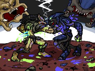 Predator Vs Elite by ShinLeeJin