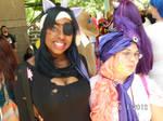 Madam Pinky Pie and Future Twilight AkonDallas2012