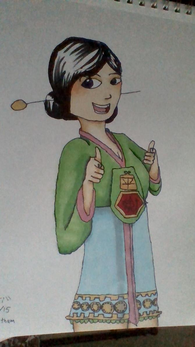 Taki by BunnyLoca
