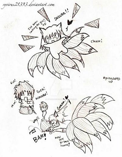 SasuFemNaru: GOTCHA by Ryvirus21393