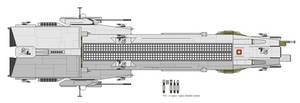 Dark class D-17161 'Minstrel'