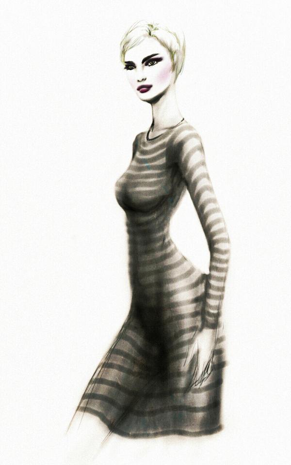 Sweater Dress by razhbi