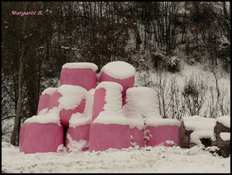 Big marshmallows