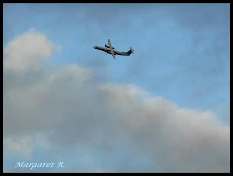 Water bomber aircraft