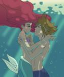Sora and Ariel