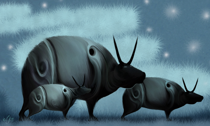 cows by CHolja