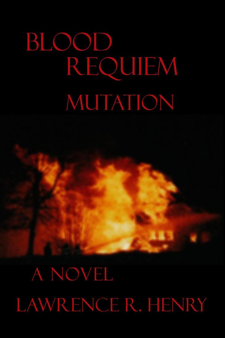 Blood Requiem: Mutation_Cover Art by GlassPeregrine