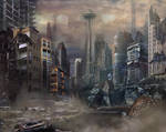 Post Apocalypse  Landscape