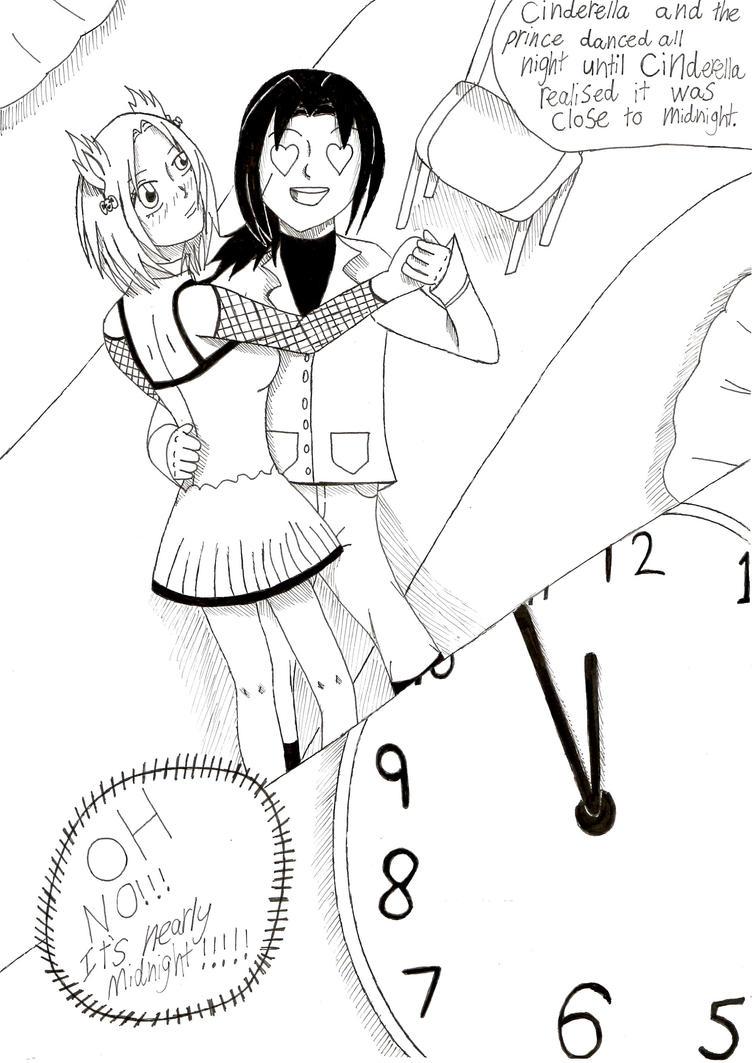 Cinderella page 9 by Claybirdies