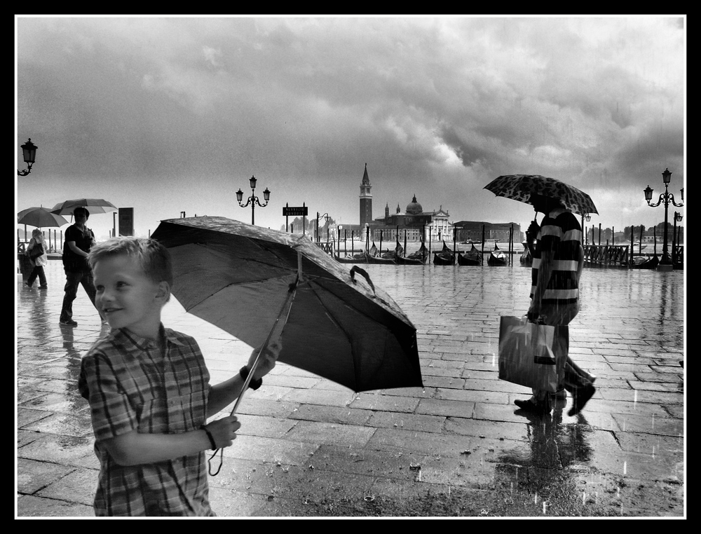 Venice Under the Rain 2 by kanes