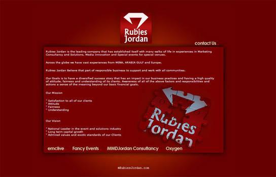 Rubies Jordan