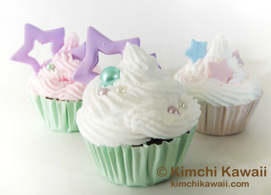 Mini Cupcakes - Pastel by FrostedFleurdeLis