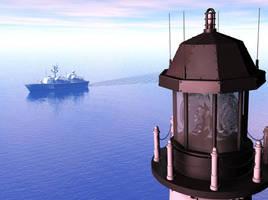 Joseph's Lighthouse ver.2 by SpazedOut