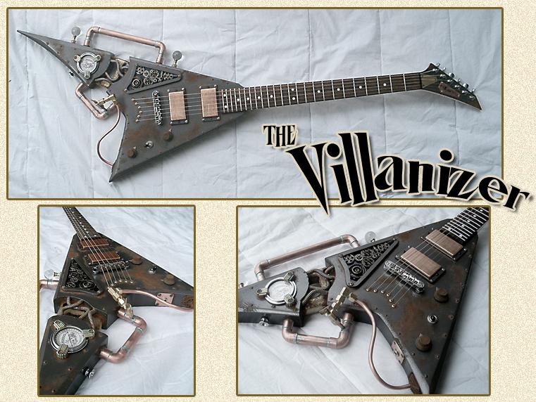 The Villanizer