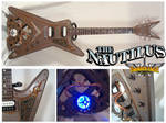 The Nautilus Steampunk Guitar