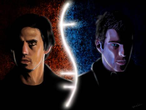 Sylar VS Peter