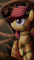Trapped Scootaloo