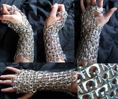 Tab-mail Gloves