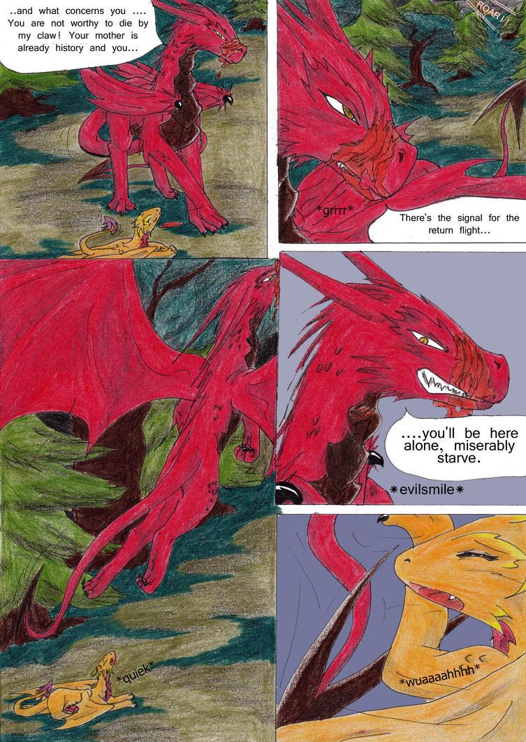 dragon life page 19 by ChibiMieze
