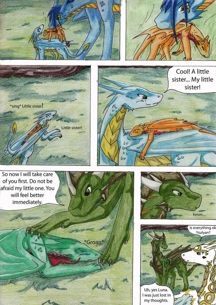 Dragon life page 28 by ChibiMieze