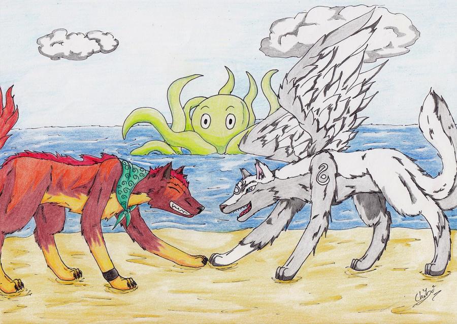 little adventure by ChibiMieze