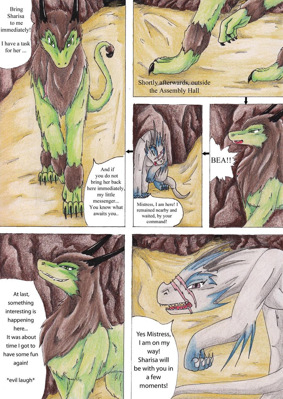 Dragon Life page 39 by ChibiMieze