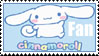 Cinnamoroll fan by Neive