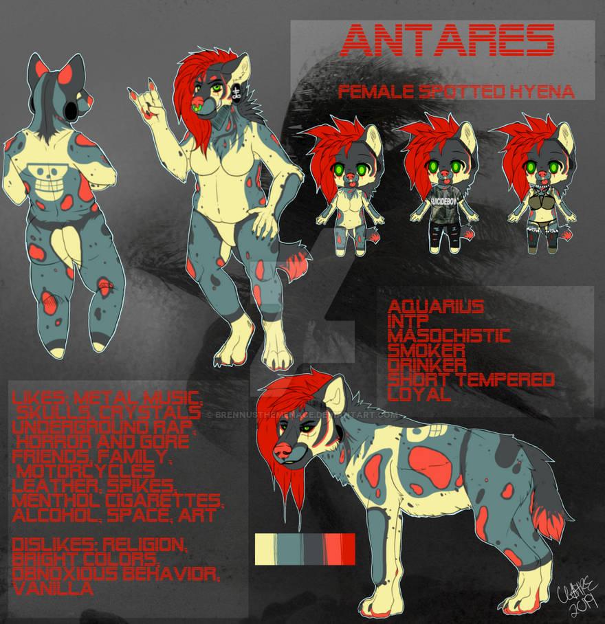 Antares 2019
